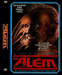 DVD DO ALEM - JEFFREY COMBS