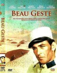 DVD BEAU GESTE - GARY COOPER - 1939