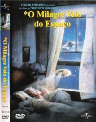DVD O MILAGRE VEIO DO ESPAÇO