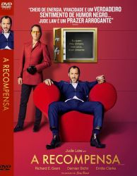 DVD A RECOMPENSA - RICHARD E. GRANT