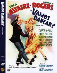 DVD VAMOS DANÇAR - FRED ASTAIRE