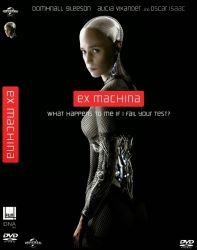 DVD EX MACHINA - INSTINTO ARTIFICIAL
