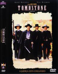 DVD TOMBSTONE - KURT RUSSELL