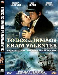 DVD TODOS OS IRMAOS ERAM VALENTES