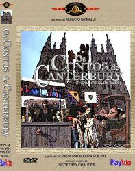 DVD OS CONTOS DE CANTERBURY