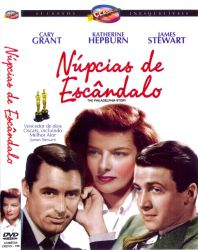 DVD NUPCIAS DE ESCANDALO - JAMES STEWART