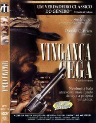 DVD VINGANÇA CEGA - 1977