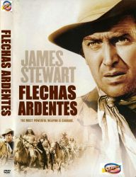 DVD FLECHAS ARDENTES - JAMES STEWART