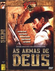 DVD AS ARMAS DE DEUS - LEE VAN CLEEF