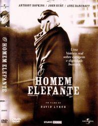 DVD HOMEM ELEFANTE - ANTHONY HOPKINS