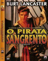 DVD O PIRATA SANGRENTO - BURT LANCASTER