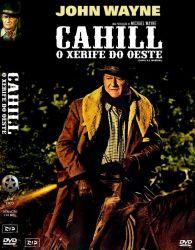 DVD CAHILL O XERIFE DO OESTE - JOHN WAYNE
