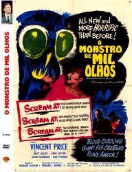DVD O MONSTRO DE MIL OLHOS - 1959