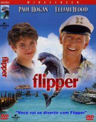 DVD FLIPPER - PAUL HOGAN