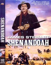 DVD SHENANDOAH - JAMES STEWART