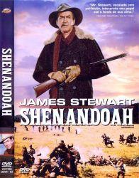 DVD SHENANDOAH - JAMES STEWART