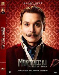 DVD MORTDECAI - A ARTE DA TRAPAÇA - JOHNNY DEPP