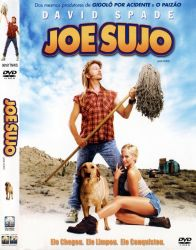 DVD JOE SUJO - DUBLADO