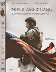 DVD SNIPER AMERICANO