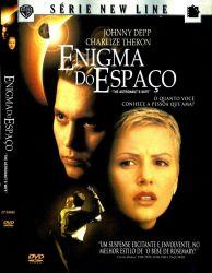 DVD ENIGMA DO ESPAÇO - JOHNNY DEPP