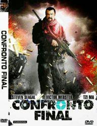 DVD CONFRONTO FINAL - STEVEN SEAGAL