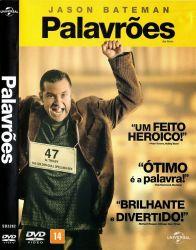 DVD PALAVROES - JASON BATEMAN