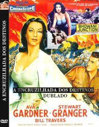 DVD A ENCRUZILHADA DOS DESTINOS - AVA GARDNER