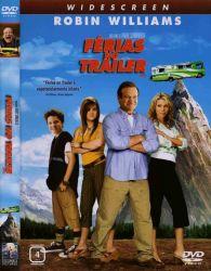 DVD FERIAS NO TRAILER - ROBIN WILLIAMS