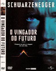 DVD O VINGADOR DO FUTURO - ARNOLD SCHWAZENEGGER